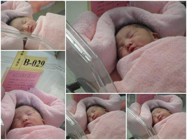 20090621_大姐的Baby出生囉~