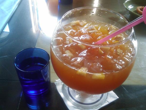 微風地中海棕櫚咖啡