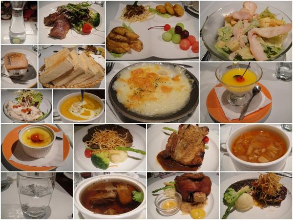 20100121_生日碩研所同學吃飯之幸運草