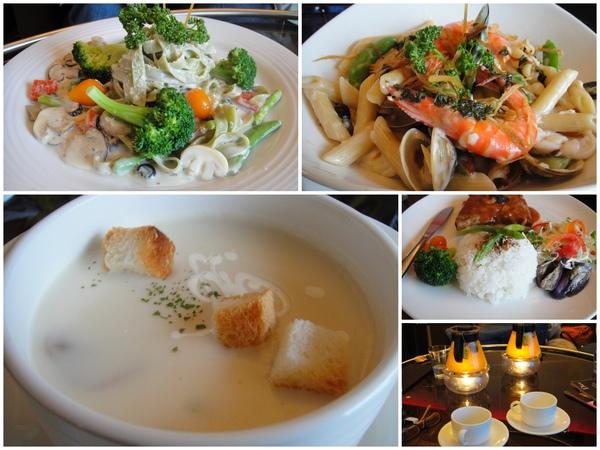「VILLA SUGAR」好吃的餐點(20100214)