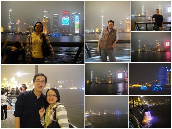 很美..讓我一度有錯覺..我在香港的維多利亞港嗎?