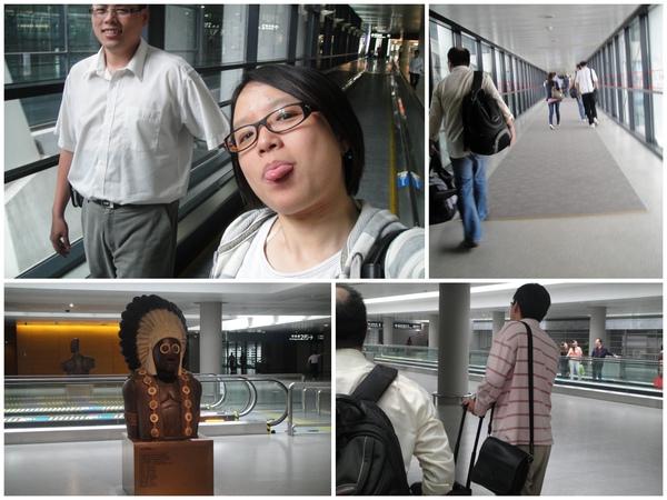 到上海了~