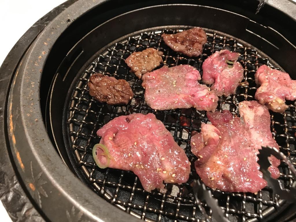 [食記] 埼玉 草加 味道苑 現切的多汁燒肉老店