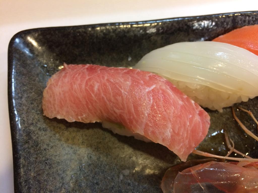 [食記] 東京 狸貓壽司 東京鐵塔附近的排隊小店