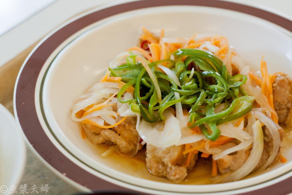 [食記] 東京 增上寺食堂 來去廟裡叨擾一頓飯