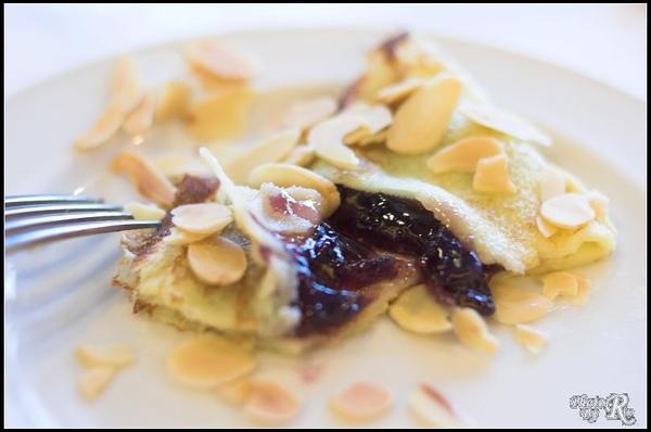 法式蛋捲(藍莓)