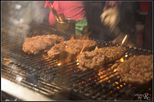 花園夜市-大統碳烤雞排
