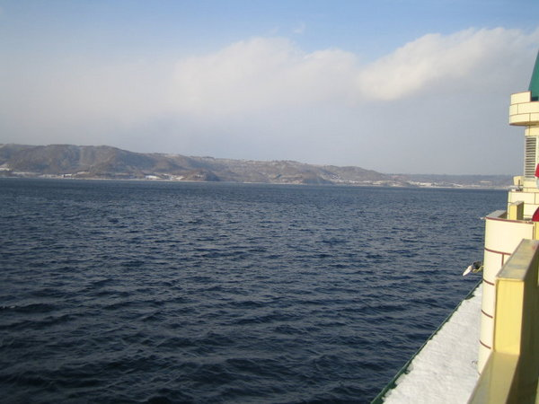洞爺湖遊船