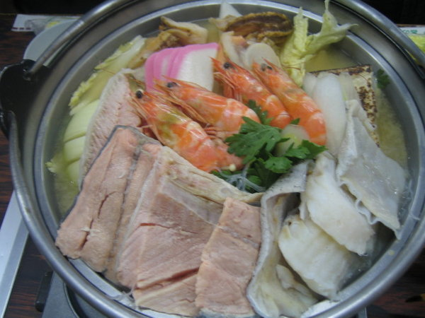 長腳蟹吃到飽-海鮮鍋