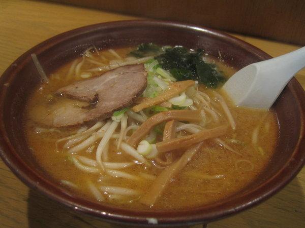 札幌拉麵街--味噌拉麵