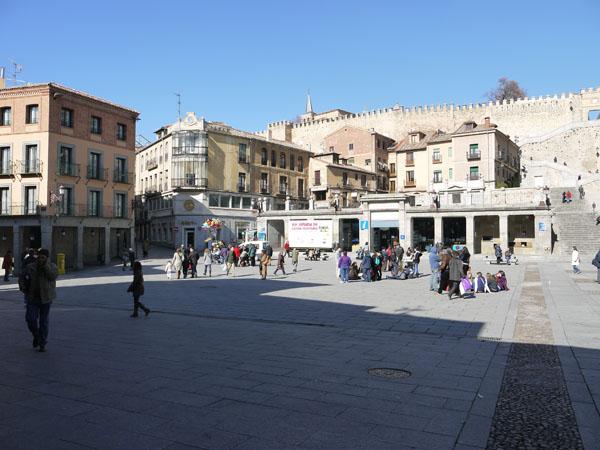 Segovia square
