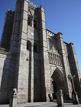 Avila大教堂