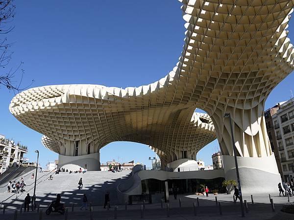 都市天傘_Sevilla