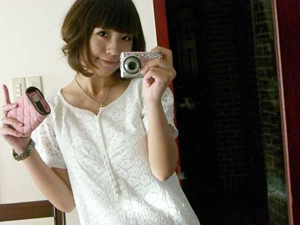 夏天lady風連衣裙