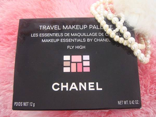 CHANEL FLY HIGH旅行彩妝盤