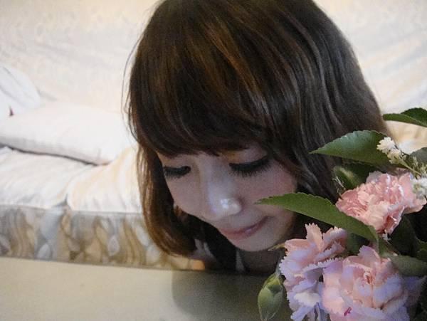 可愛的粉紅康乃馨~