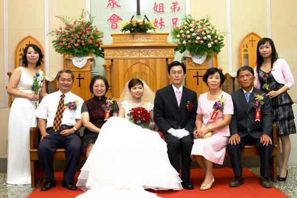 吳哥&郭姊嫁女兒