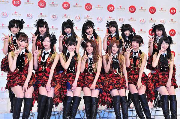 AKB48紅白応援隊01