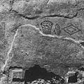 Tabgha five 5 loaves two 2 fish  mosaic at excavation[1]_調整大小.jpg