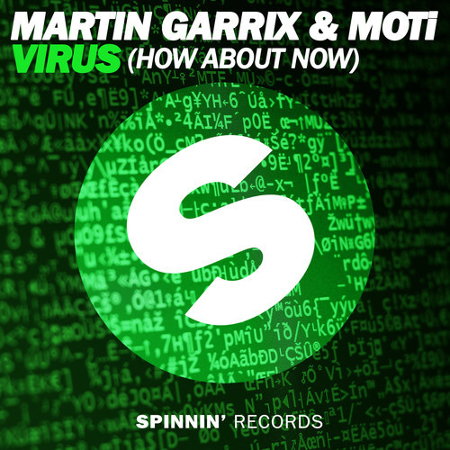 Martin Garrix - Virus cover