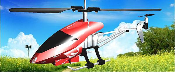 遙控模型飛機-3