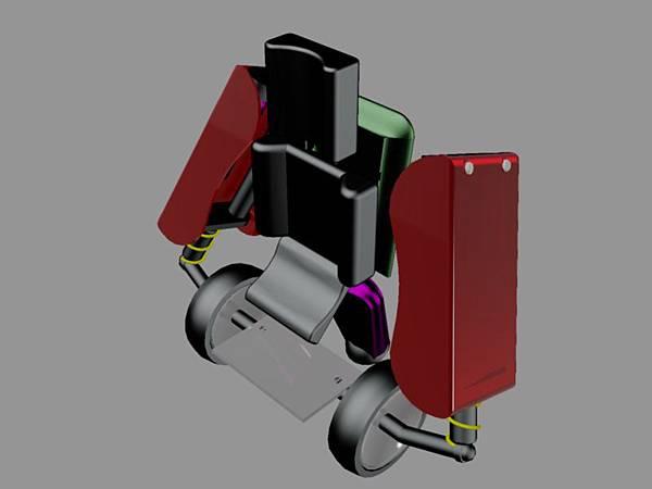 站立式支撐架-3