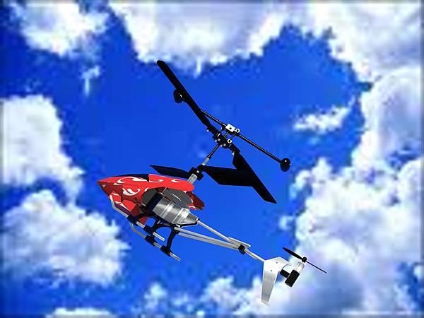 遙控模型飛機