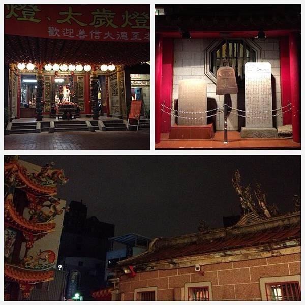 A historical ride旗津夜騎at 天后宮0106