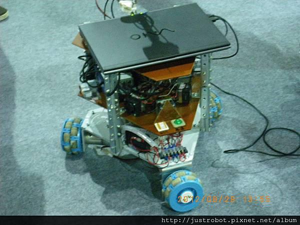 13.新光保全競賽機器人