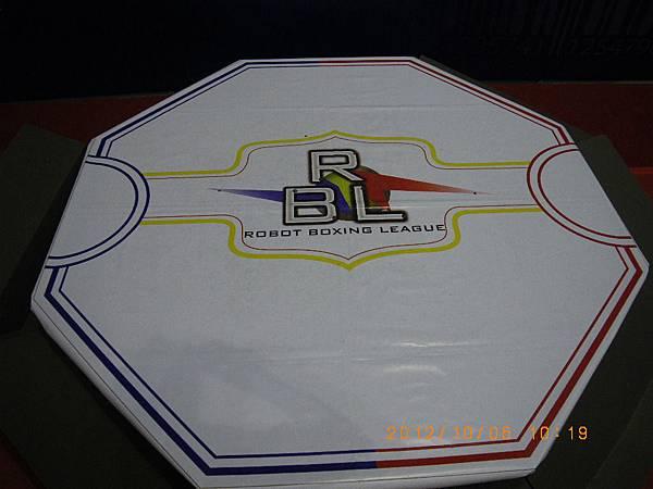 4.新北市超級盃機器人格鬥- 比賽場地全景