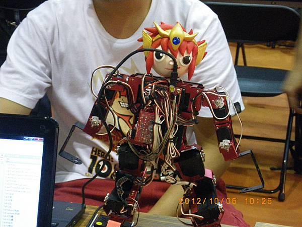 11.新北市超級盃機器人格鬥-