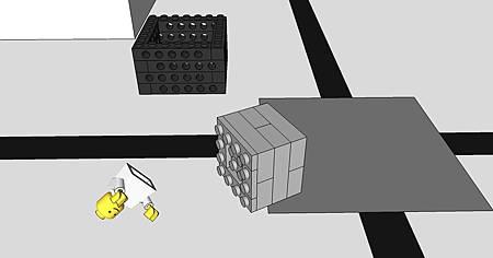 WRO2013-Junior High-LEGO mini figure dropped