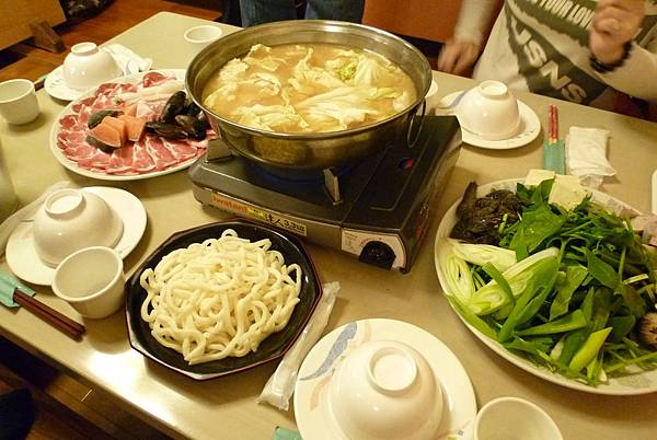 日本必備味噌火鍋