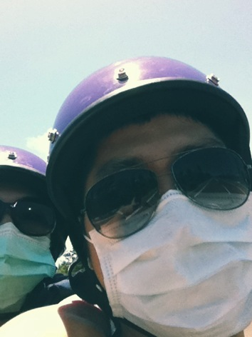 準備騎車環島
