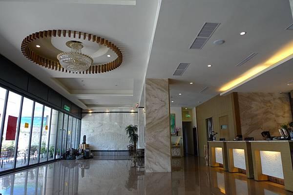 海悅飯店lobby