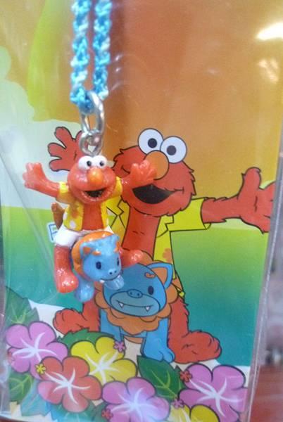 讓我差一點買下去的超可愛Elmo