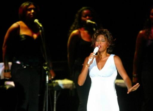 Whitney Houston Live in Bangkok
