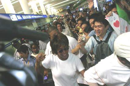 Whitney Arring Shanghai!