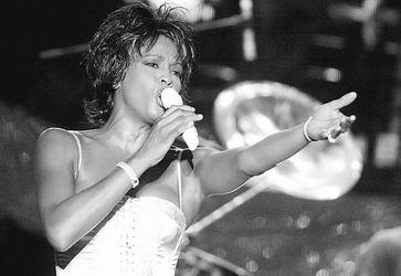 Whitney in Shanghai