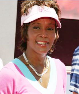 Whitney in Disneyland