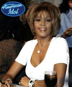 惠妮休斯頓 前進American Idol