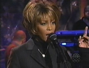 Download Whitney Houston Live at Jay Leno Show 1999