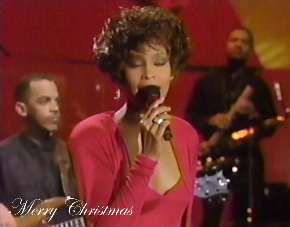 Whitney Houston Do You Hear What I Hear Live