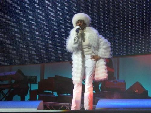 Whitney Houston Live at Winter Olympics, Torino 2006