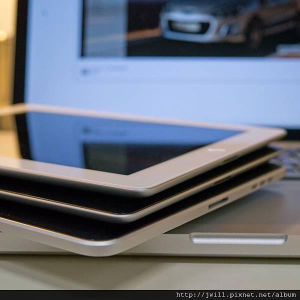 iPad 321 疊疊樂