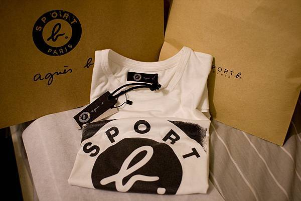 Agnes b SPORT T-Shirt