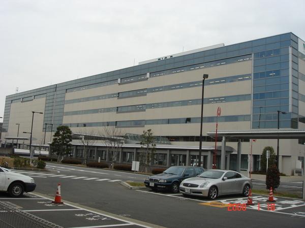 成田機場外 2
