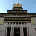 中台禪寺大門---宏偉壯觀