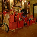 佛羅倫斯民宿辦耶誕抽獎活動..每間房都可以免費參加抽獎喔!只是...大家幾乎都是抽到手工香皂跟糖果......