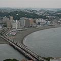 江之島展望台上的景